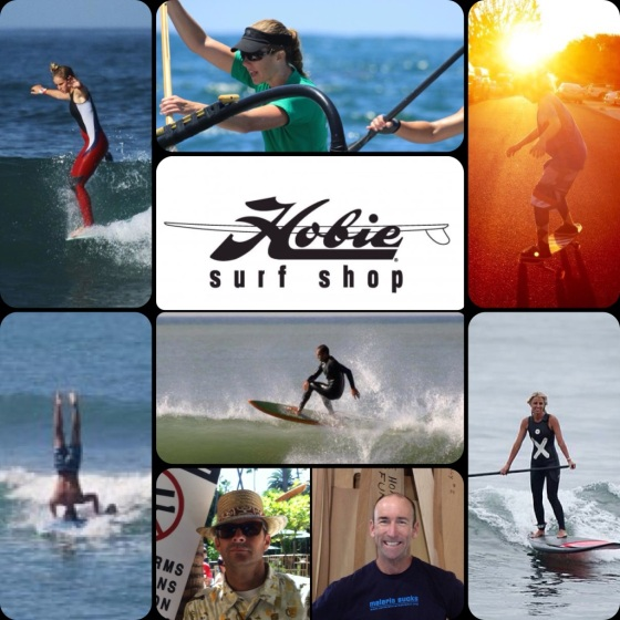 Hobie Surf Shop Ambassador Team 2013